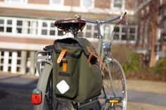 Carradice Kendal Pannier by Lovely Bicycle!, via Flickr