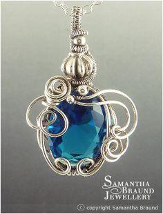 Samantha Braund Jewellery: Genie In A Bottle Collection