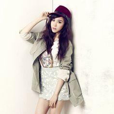 SNSD Tiffany / Cr : http://blog.daum.net/bbondo007