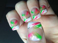 Vacation nails!*