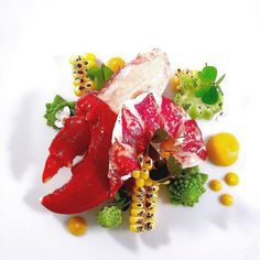 #Repost @chefjasonhoward  Lobster bisque garnish close up #Caribbeanculinarycollective #topcaribbeanchef #chefsofinstagram #gastroart #theartofplating #Beautifulcuisines #bajans #barbados #lobster #bisque #corn #seafood #homecook #homecooking #chefjasonhoward by culinarychefsportal