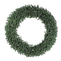 """Douglas Fir Wreath 1100T 4 Section (72"""")"""