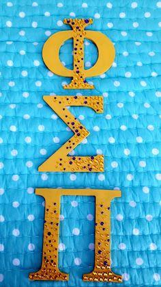 Phi Sigma Pi Mini Rhinestone Fade Phi Sigma Pi, Symbols, Mini, Glyphs, Icons