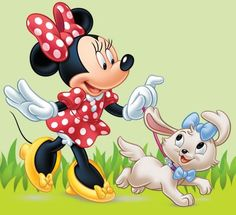Disney's Minnie Mouse:):