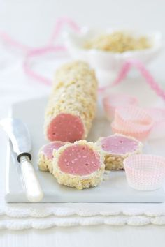strawberry pralines...(need Google translator)...these look luscious!