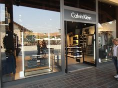 CK (Retail Store) @Rodegno Saiano ( BR ) By AD Store & More #design #store #retail #contract #work #managment #ADSM