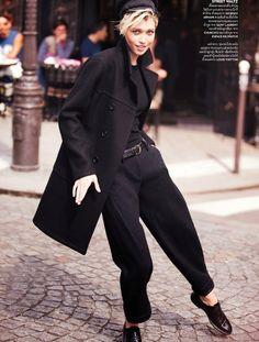 Vogue Thailand September 2014 | Hana Jirickova por David Bellemere  [Fashion]