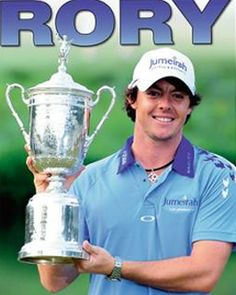 Rory McIlroy: His Story So Far by Justin Doyle #golf