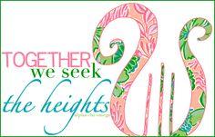 seek the heights #AXO