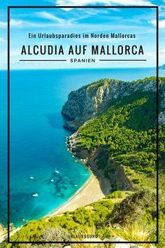 Im Norden von Mallorca, zwischen zwei Buchten, liegt die lebhafte Stadt Alcudia. Als einer der beliebtesten Urlaubsorte kann die mallorquinische Region mit ihrem umliegenden Hafen Port d'Alcudia, den langen Sandstränden und einer hübschen Altstadt jedes Jahr viele Urlauberherzen für sich gewinnen. Ich stelle euch heute die schönsten Ecken vor und verrate euch, was ihr in Alcudia alles sehen und erleben könnt. #alcudia #mallorca #urlaub #tipps