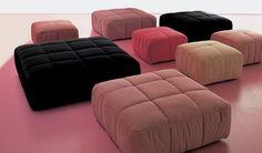 sofa strip by cini boeri...