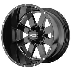 """4-Moto Metal MO962 20x10 8x180 -24mm Black/Milled Wheels Rims 20"""" Inch · $944.00 Jeep Wheels, Off Road Wheels, Wheels And Tires, Silverado Wheels, Chevrolet Silverado, 24 Rims, 20 Inch Rims, Wheel And Tire Packages, Aftermarket Wheels"""