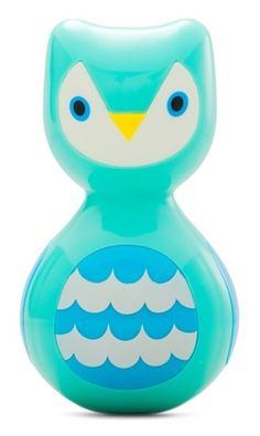 Wobble Owl – Mapamundi Kids: This Wobbling Owl has a weighted bottom, so it will always spin upright for more play. Buy Toys, Toys Shop, Christmas Presents For Kids, Kids Store, Rubber Duck, Toddler Toys, Stocking Stuffers, Baby Love, Little Ones