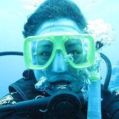 #greatbarrierreef #scubadiving #cairns #australia #selfie #nofilter by jessicaha_ha http://ift.tt/1UokkV2