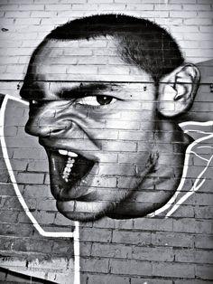 Graffiti n.º 130: PROTESTO