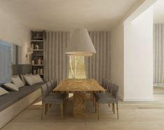 timless dining room designed by nasciturus design