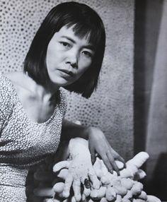 Yayoi Kusama by John Schiff