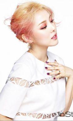InStyle Pony - Park Hye Min - 박혜민 포니 - Korean makeup artist - Pony beauty diary - Ulzzang