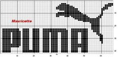 Gallery.ru / Фото #5 - lll - Labadee Cross Stitch Charts, Cross Stitch Designs, Cross Stitch Patterns, Loom Patterns, Beading Patterns, Knitting Patterns, Marvel Cross Stitch, Graph Paper Drawings, Fair Isle Chart