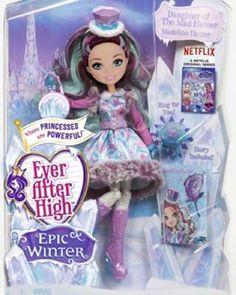 Pretty — Madeline Hatter Epic Winter Doll...