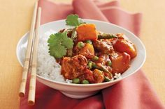 Tomato and lamb curry « Asian Recipes « All Tasty Recipes Veal Recipes, Lentil Recipes, Curry Recipes, Slow Cooker Recipes, Asian Recipes, Cooking Recipes, Healthy Recipes, Ethnic Recipes, Dinner Recipes