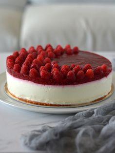 Colors in the Kitchen: Málnás túrótorta Tiramisu, Cheesecake, Baking, Colors, Ethnic Recipes, Kitchen, Food, Cooking, Cheesecakes