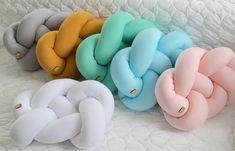 Poduszka mini fat supeł - Rabemi-Kids - Poduszki dla dzieci Dom, Pillows, Nice, Outdoor Decor, Etsy, Home Decor, Women's Fashion Tips, Decoration Home, Room Decor