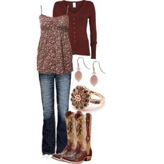 """School"" by cuntrygurl on Polyvore"