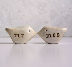 Wedding Cake toppers.