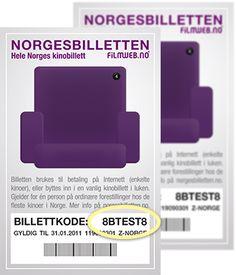 Norgesbillett