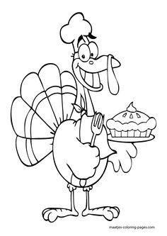thanksgiving coloring pages | Thanksgiving Coloring Pages for kids