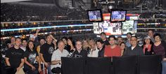 CGS team at the Los Angeles Kings Game! We have the best crew there is! Kings Game, Los Angeles Kings, Meet, Wrestling, Good Things, Entertaining, Concert, Lucha Libre, Concerts