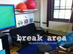 autism helper - break - The Autism Helper