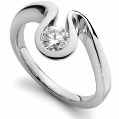 Buy Engagement Rings online from Wave Jewellery, authorised retailers and stockists of the finest contemporary jewellery and designer watches. Wave Jewelry, Jewelry Rings, Jewelry Accessories, Jewelry Design, Glass Jewelry, Contemporary Jewellery Designers, Modern Jewelry, Designer Jewellery, Jewellery Shops