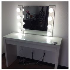 Yes dream vanity in my dream dance studio