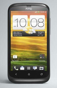 HTC Desire V presentato ufficialmente: smartphone Android dual sim di fascia media