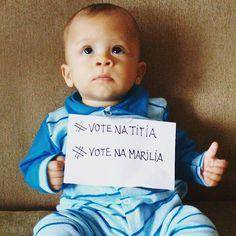 Olha quem também está dando uma força na campanha! 👍 Vota lá você também! Vote no link da BIO para me mandar para a Itália: http://glutenfreesummer.schaer.com/en/profile/marilia--1-192.html #GlutenfreeSummer2016 #glutenfree #schar #scharbrasil @schar_br