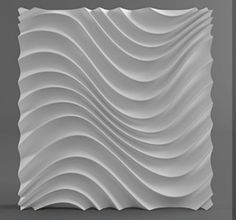 "Plastic forms 3D decorative wall panels ""Atria"" Price for 1 sq meter=4 forms"