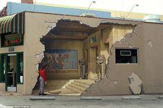 John Pugh Mural Illusions 1