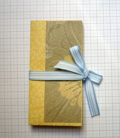 Anleitung Scrapbook Minialbum selbstgemacht