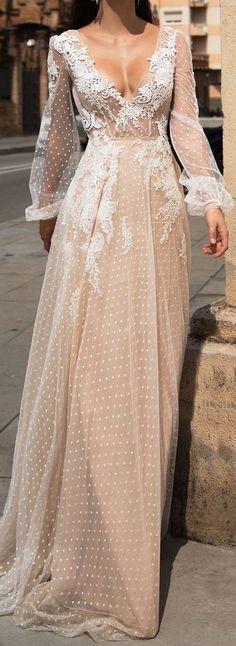 70 Modelos de Vestidos Longos de Renda Incríveis