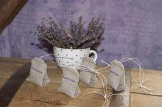 "Lavender  ""tea"" sachets"
