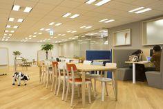 株式会社Gunosyのオフィスデザイン紹介。