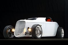Visit The MACHINE Shop Café... ❤ Best of Hot Rod @ MACHINE ❤ (Factory Five Racing '33 Hot Rod)
