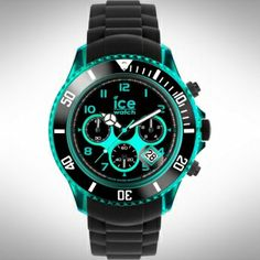 black and turquoise watch | black turquoise ch kte bb s12 maak de blitz met deze hippe ice watch ...