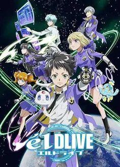 ēlDLIVE 01 VOSTFR | Animes-Mangas-DDL