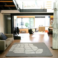 I like the rug by Peace Industries