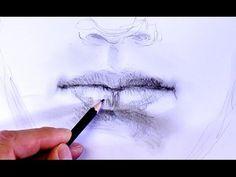 ganz einfach zeichnen lernen 10: Mund - YouTube