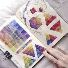 Cada semana ofrece al mundo una ojeada a su cuaderno de esbozos personal, y sus páginas cuentan vívidas historias de la naturaleza, la arquitectura y pinturas clásicas.