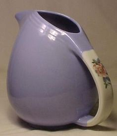 "Hall Rose Parade Sani-Grid 6-1/2"" Jug I own this one as well"